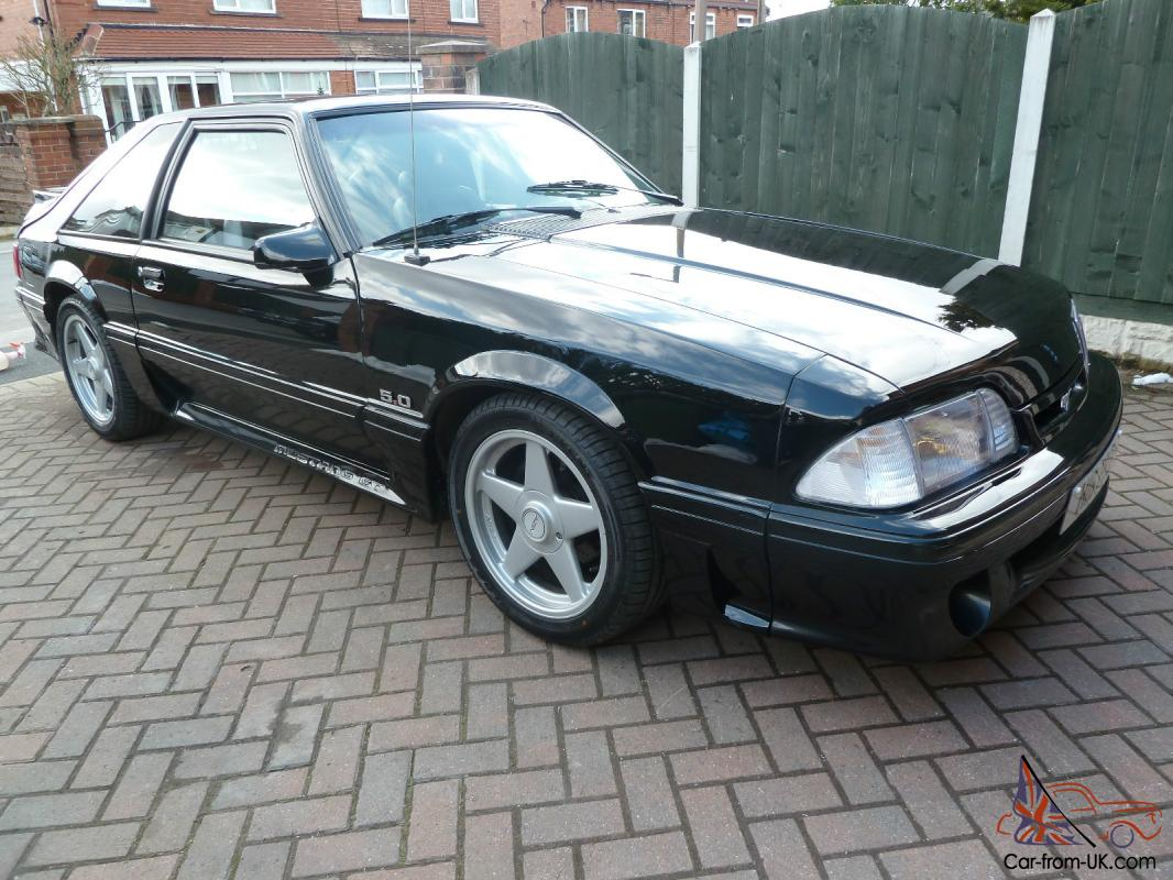 Ford Mustang Fox Body Reduced Price For Sale