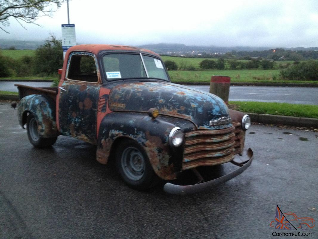 1949 Chevrolet step side 3100 pick up . 350 Chevy small block ...