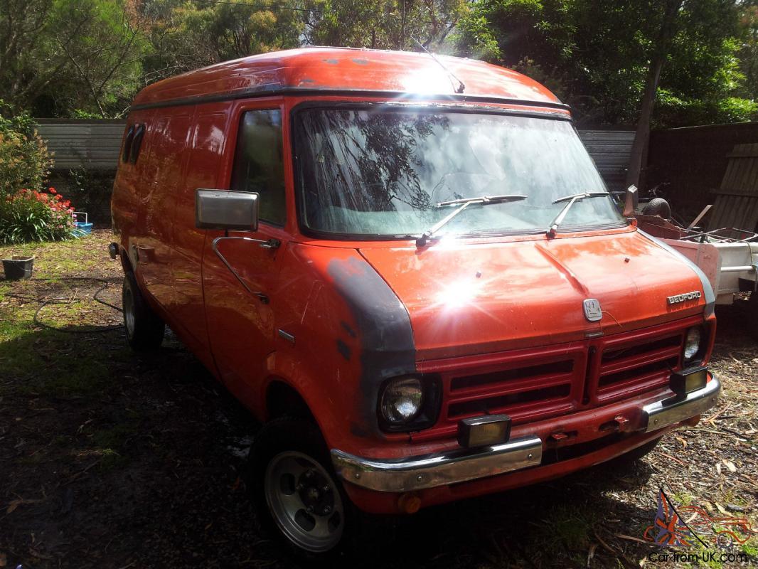 Bedford Van Cfl