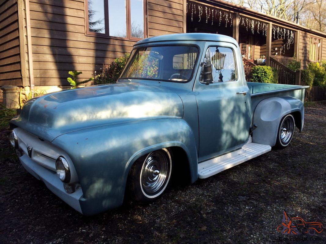 1955 55 Ford Car Horn Chrome Ring No Power Steering New Ebay