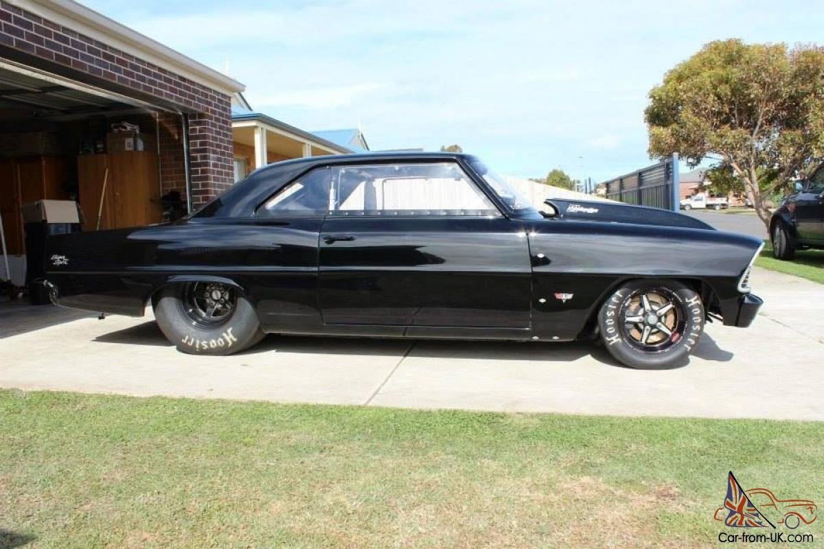 Pro Street Cars >> Chev Nova Drag Car Pro Street Chev Holden Drag In Western District Vic