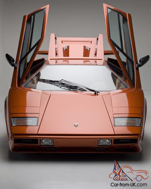 Replica/Kit Makes : Lamborghini Countach