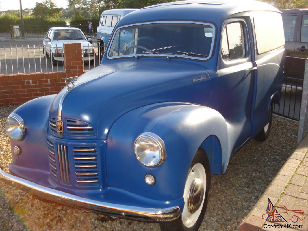 Austin A40 Devon Van