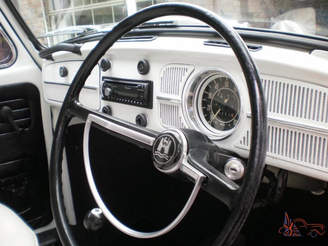 Volkswagen 1500 Beetle Classic 1969 2d Sedan 4 Sp Manual 1 5l Carb In Sydney Nsw