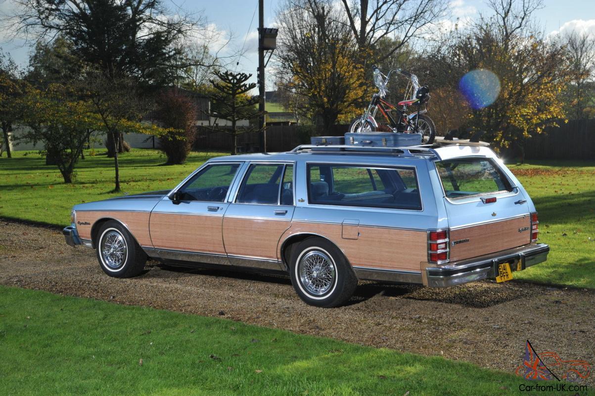 1987 Chevrolet Caprice Station Wagon  Amazing £££ history useful classic  cruiser