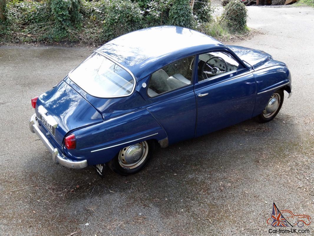 Saab For Sale >> Saab 96 2 Stroke