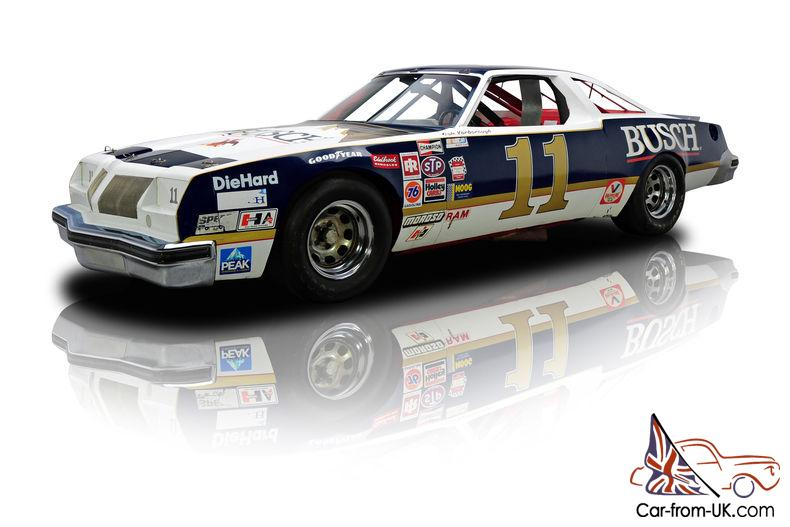 Cale Yarborough /Junior Johnson 442 NASCAR #11