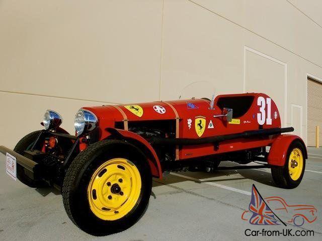 1931 Alfa Romeo 8c 1 Of A Kind Custom Convertible No Reserve 1929 1948 1958