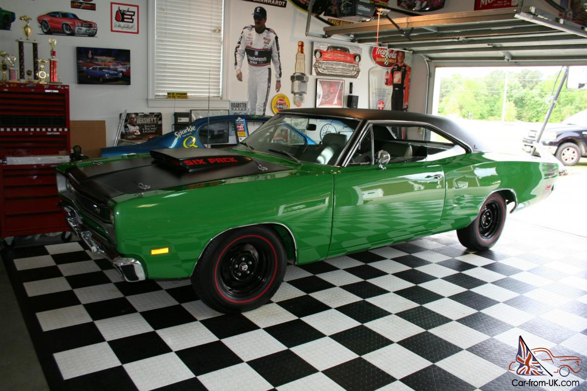 1969 Dodge Coronet Superbee A12