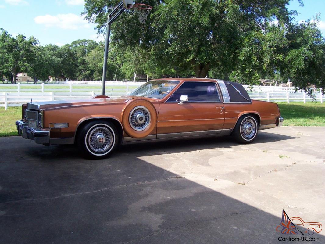 1983 cadillac eldorado opera coupe 1983 cadillac eldorado opera coupe