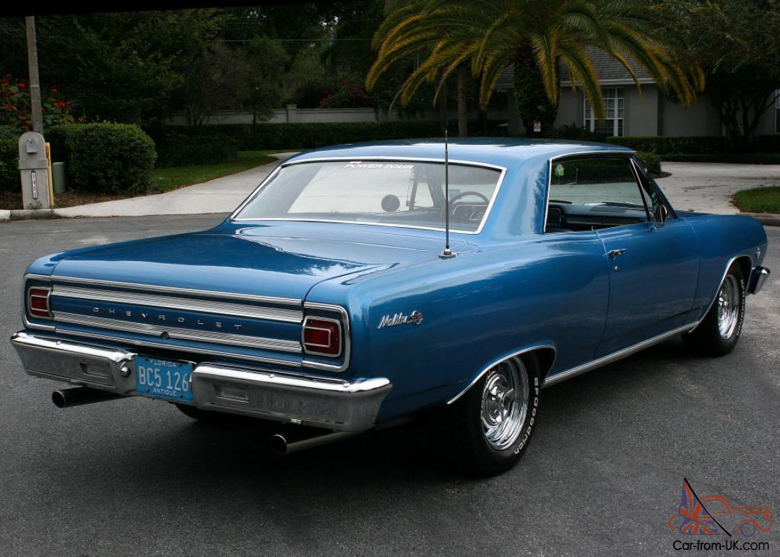 1965 Malibu Lowrider