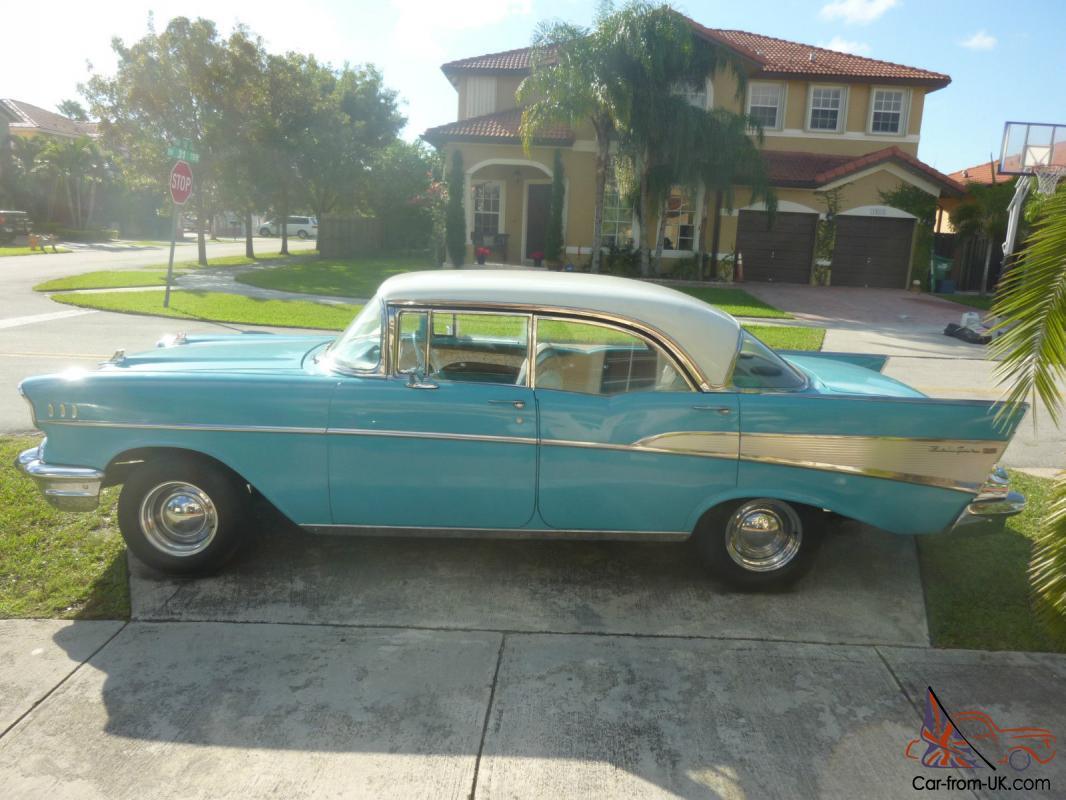 All Chevy 1957 chevy belair 4 door : CHEVY HARDTOP 4 DOOR ANTIQUE AND CLASSIC HARD TOP