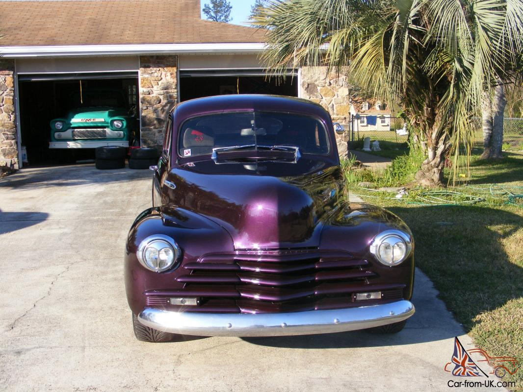 Coupe 1948 chevy stylemaster coupe for sale : Chevy Stylemaster, Coupe. 350 V8, Automatic Transmission, Clean ...