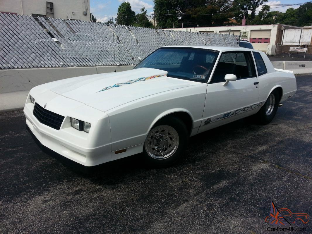 1984 chevy monte carlo ss pro street 502 big block 350 turbo trans tubbed rear 1984 chevy monte carlo ss pro street