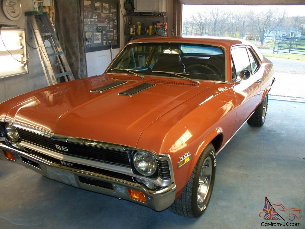 All Chevy 1971 chevrolet nova : Chevrolet Nova Super Sport