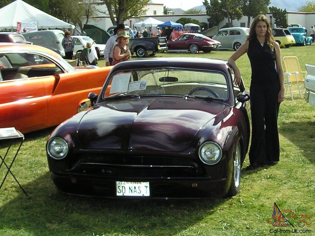 1951 Ford Victoria Full Custom Rod