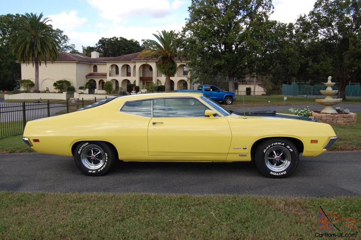 1970 Ford Torino Cobra Jet For Sale Car Wallpaper Gran Specs Pictures