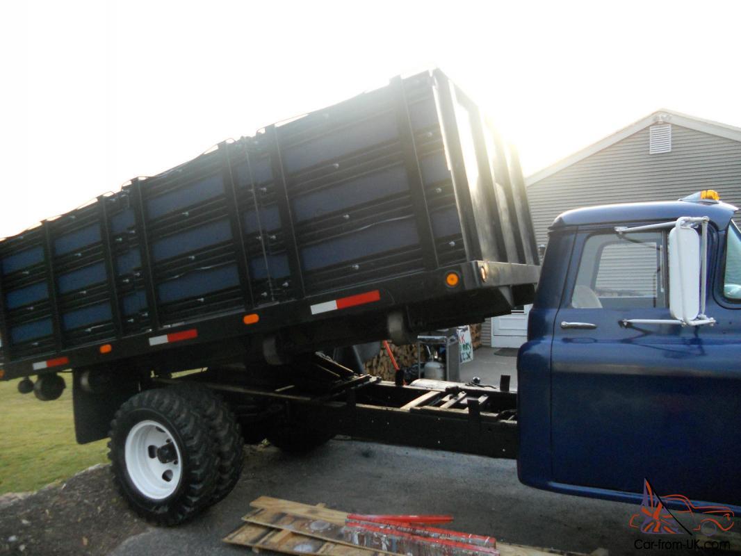 Dump Truck 1956 Stake Body