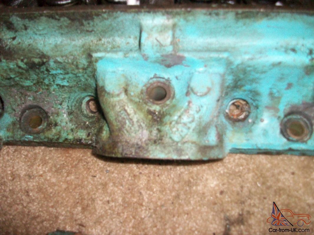 Pontiac Engine Codes >> 1970 Pontiac Ram Air III YZ Code 4 Bolt Main Number 12 Heads and Nodular Crank