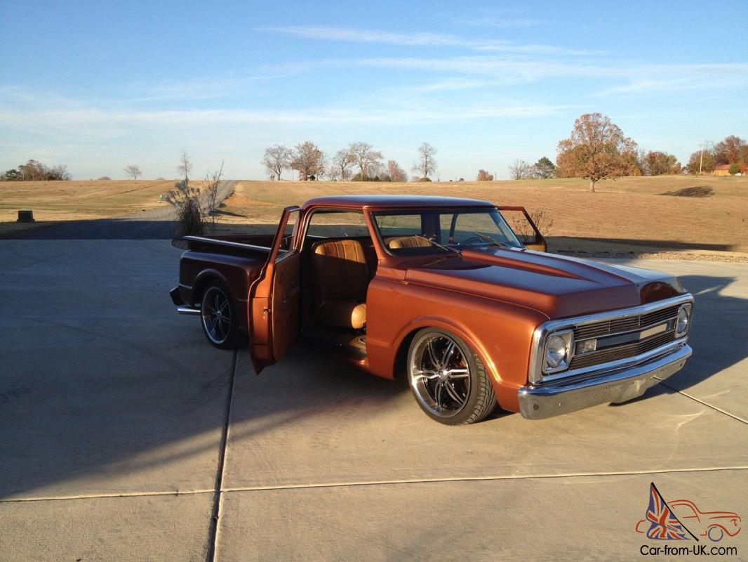 All Chevy 1969 chevy c10 for sale : chevy stepside