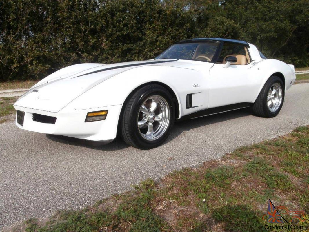 Incredible 1980 Corvette  Frame off Restoration Show car  Free Shipping!!!  Look