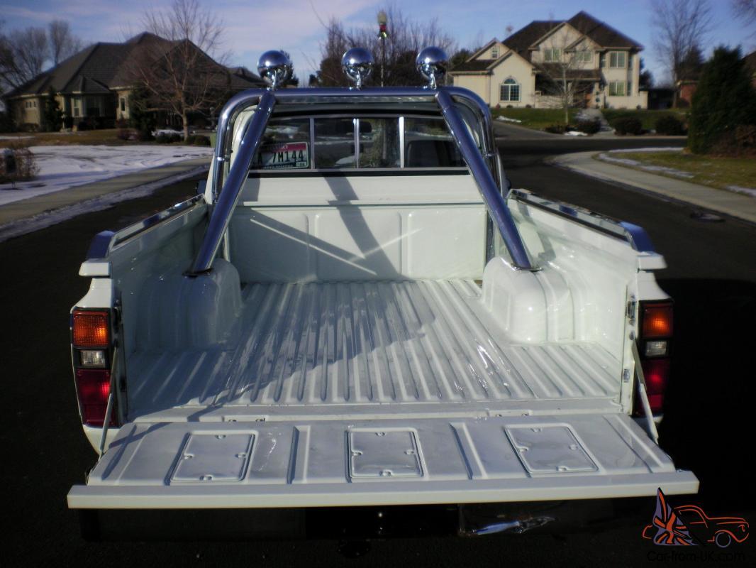 1983 Toyota Pickup Sr5 4x4 100 Rust Free Garage Kept Must See