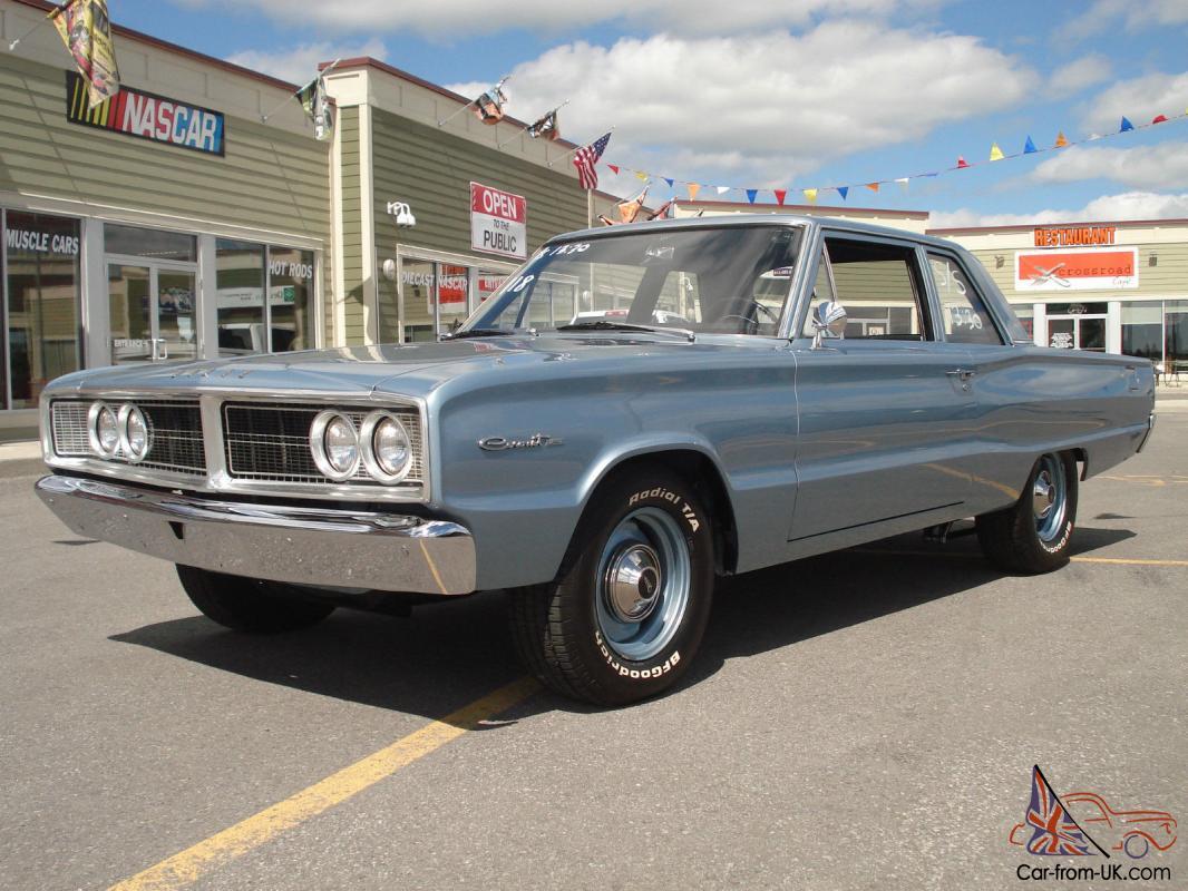 1966 Dodge Coronet Hemi 426 Auto Like New