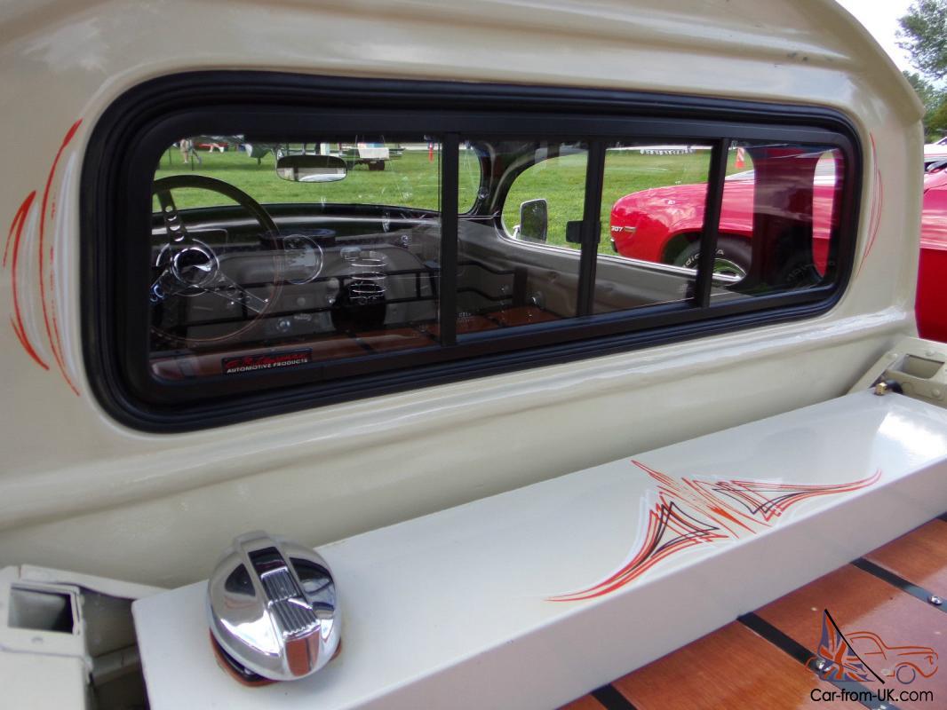 1966 Volkswagen Volksrod Volkstruck Rat Rod Shop Truck Vw Custom Patina