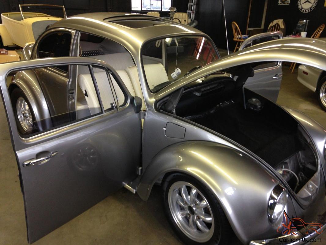 1968 Volkswagen Beetle Factory Sunroof Super Beetle