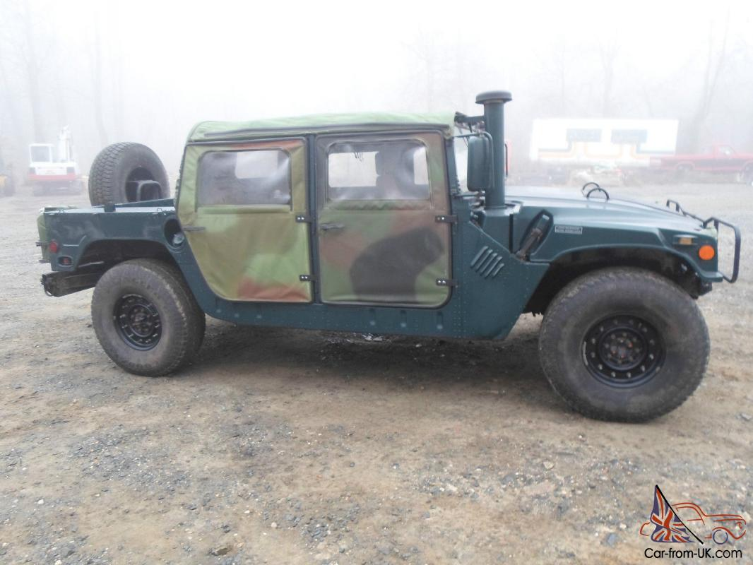 1111 AM General Humvee HMMWV Hummer M1111 Military H11 | military h1 hummer