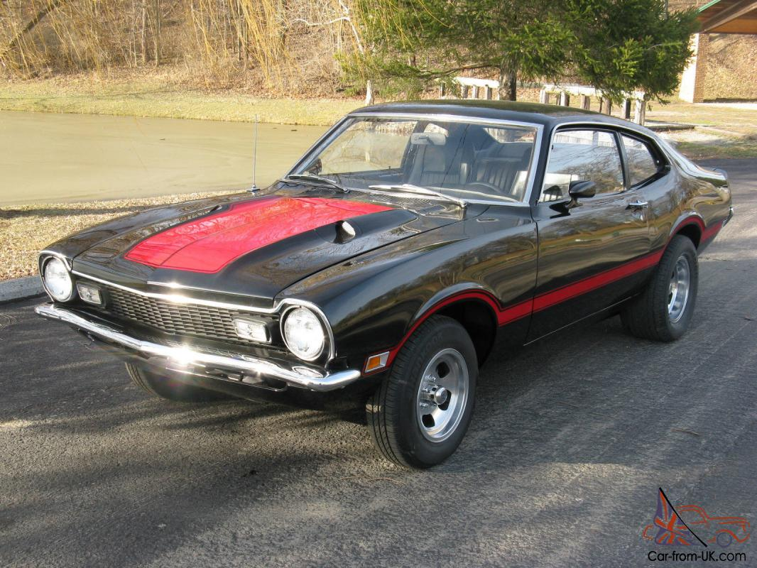 Ford Maverick For Sale >> 1972 Ford Maverick Grabber