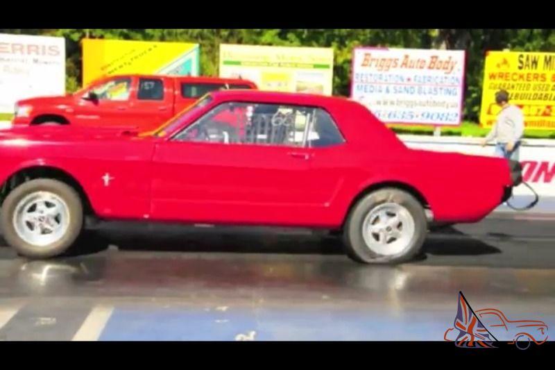 1965 Mustang 88mm Turbo Haltech Efi Sbc Pg 9 Quot