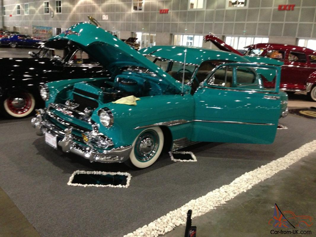 Chevy Fleetline 2 door deluxe show car lowrider 49!50 51 52