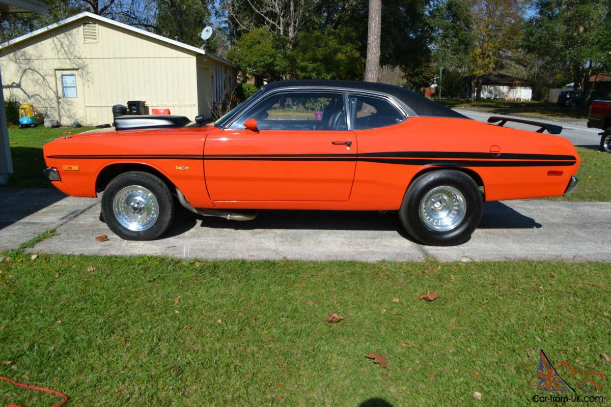 1972 Dodge Demon 703 Horsepower Pump Gas