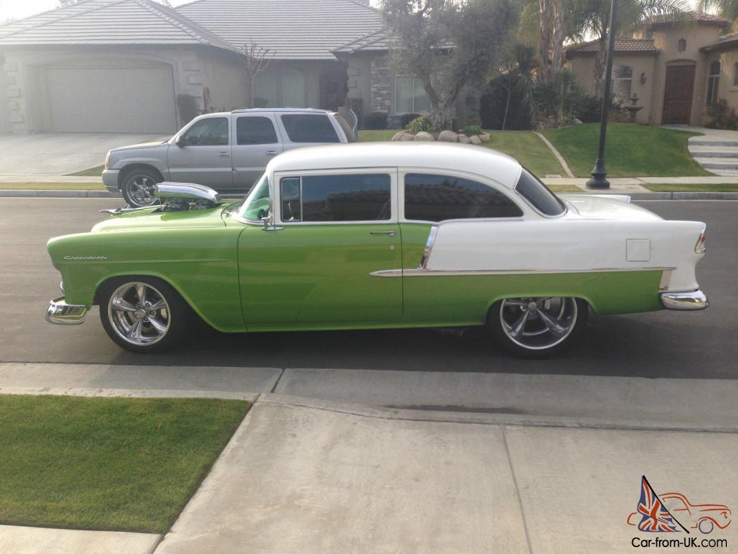 All Chevy 55 chevy for sale : Chevy Bel Air Blown Pro Street