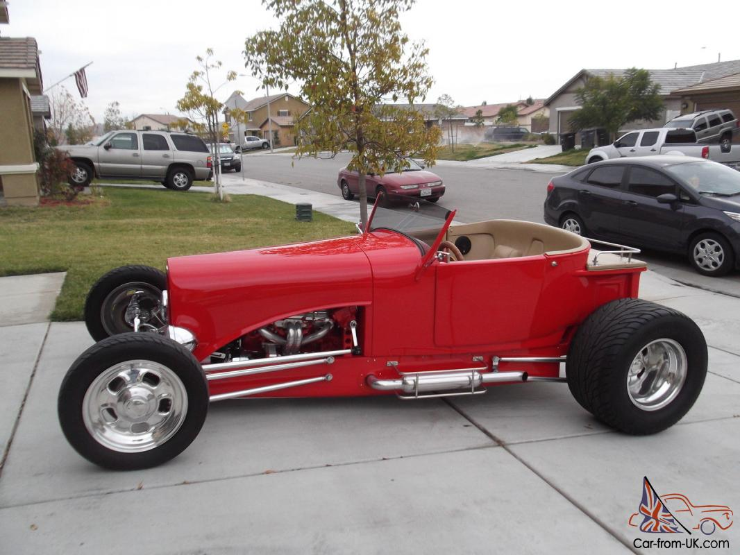 1927 Ford Zipper Kit Car
