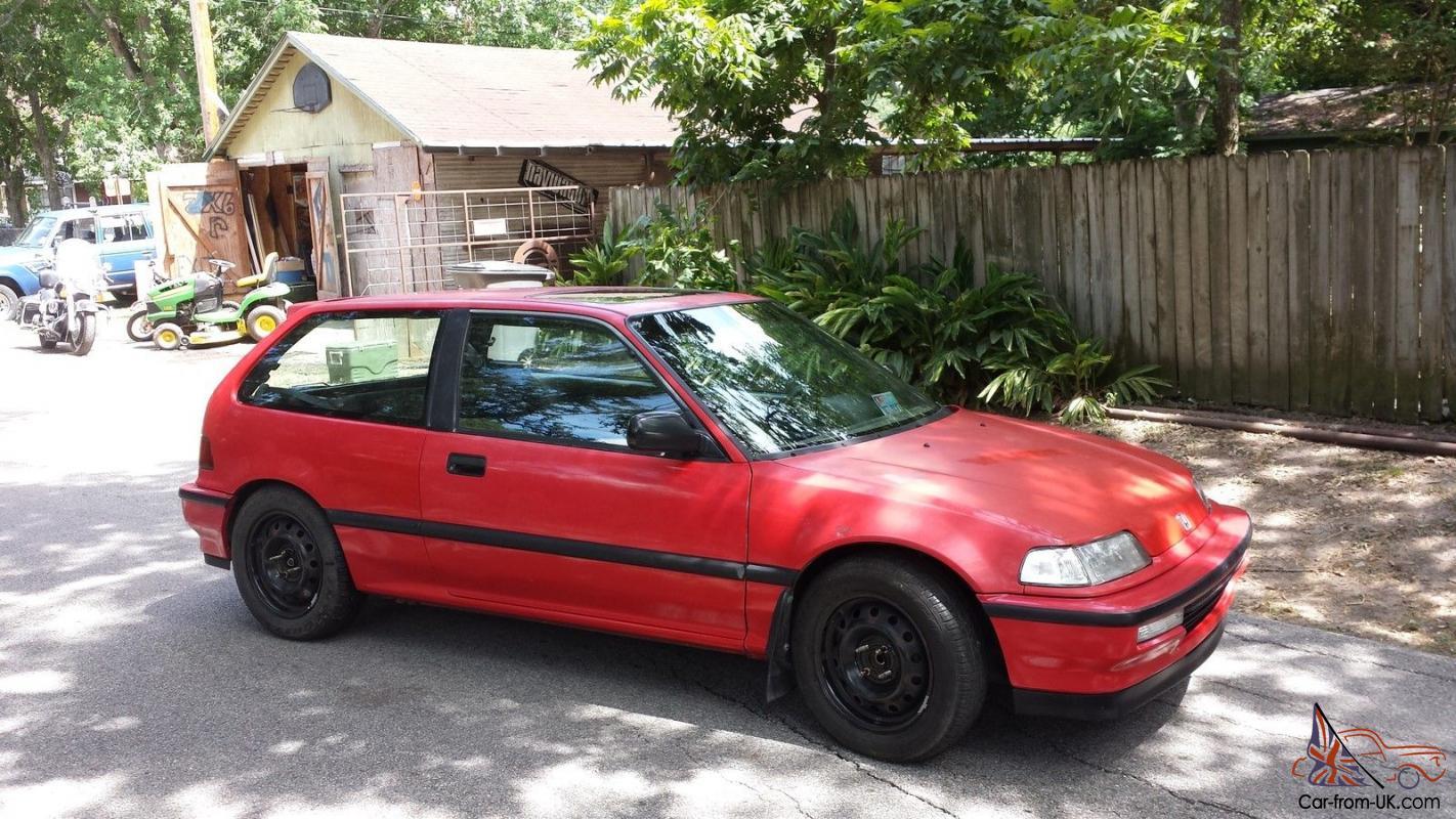 Kekurangan Honda Civic 1989 Perbandingan Harga