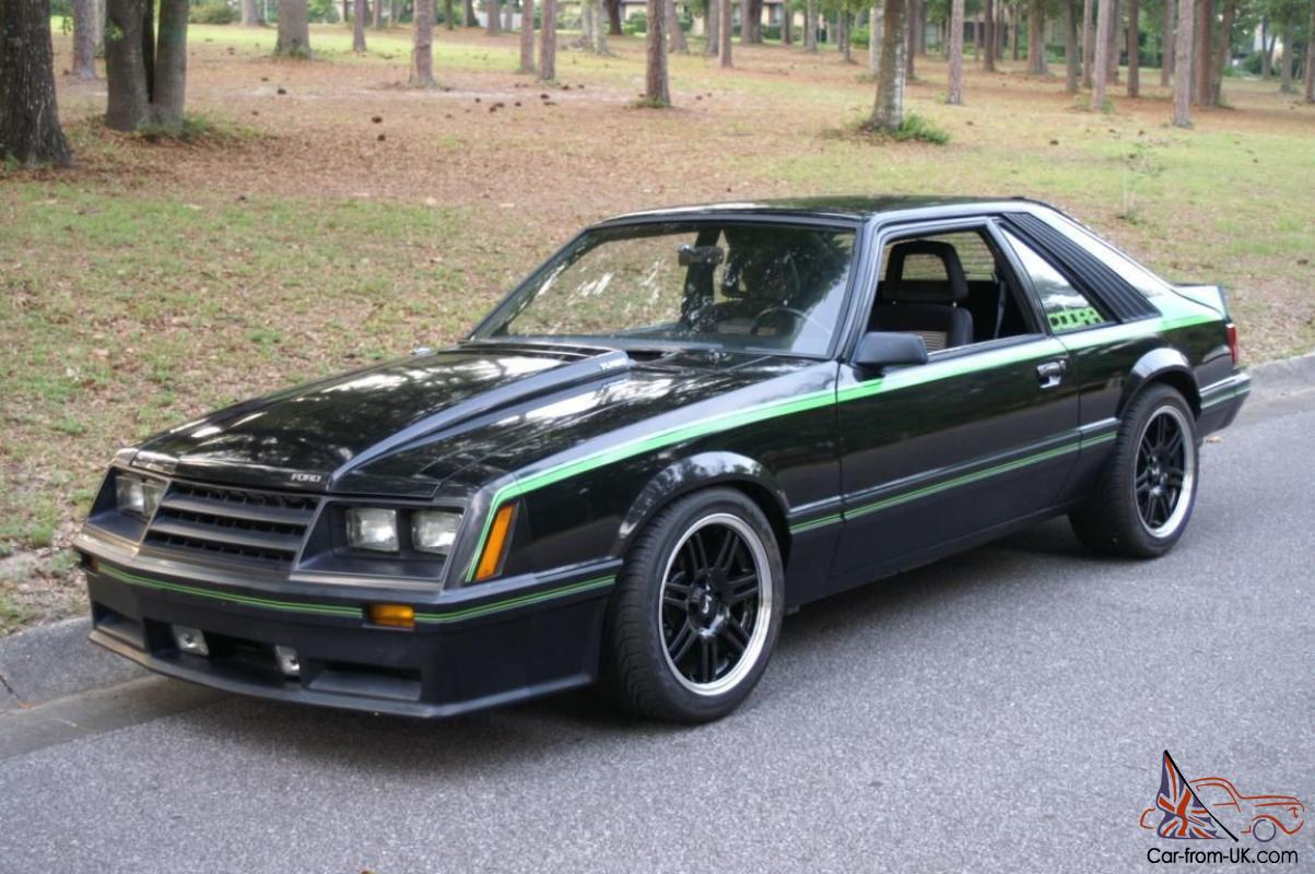1980 mustang cobra turbo 21000 original miles time capsule