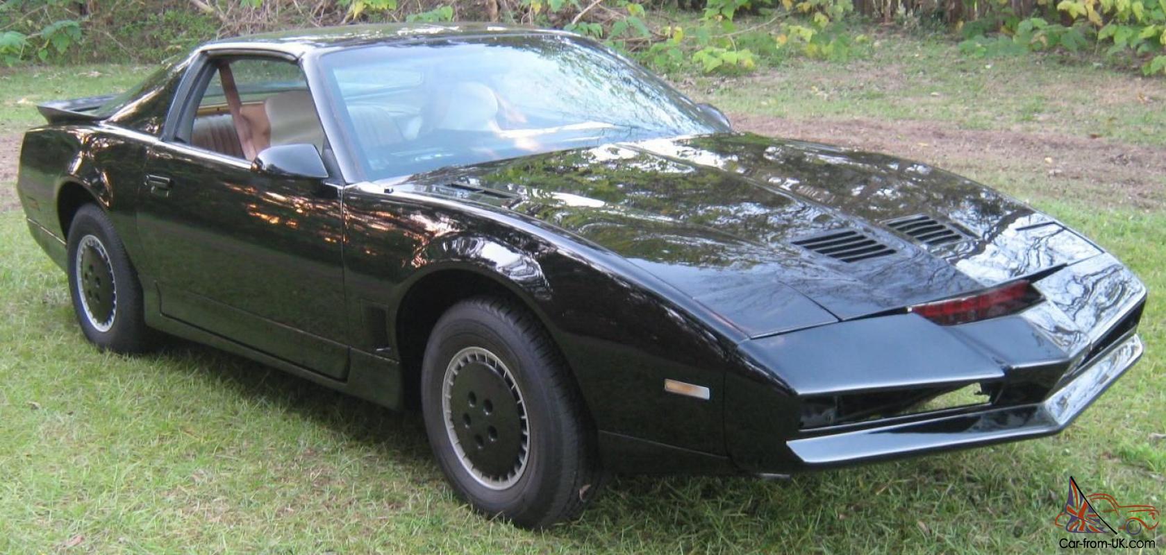 1986 Pontiac Firebird Trans Am KITT KARR Knight Rider