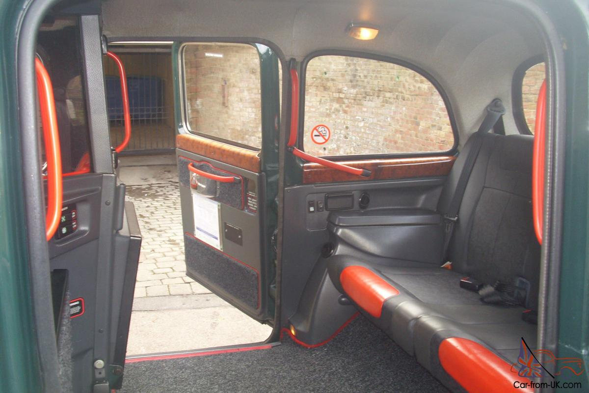 Limited Edition Iconic London Taxi Green Cab Lti Fairway