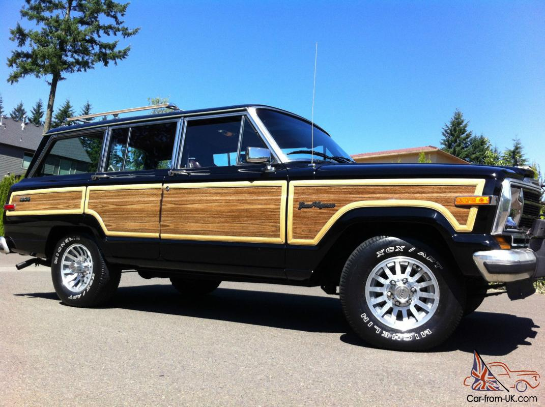 1988 jeep grand wagoneer 4x4 v8 no reserve 1988 jeep grand wagoneer 4x4 v8 no reserve