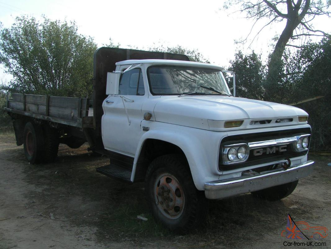 1966 Gmc 2 1 2 Ton Dump Truck