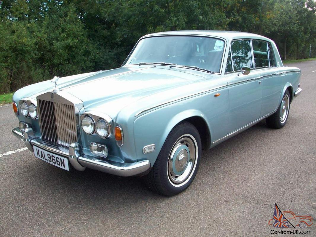 Rolls Royce Silver Shadow I 1975 Long Mot