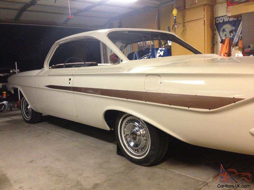 61 Impala For Sale >> 1961 Chevy Impala 2 Door Bubbletop
