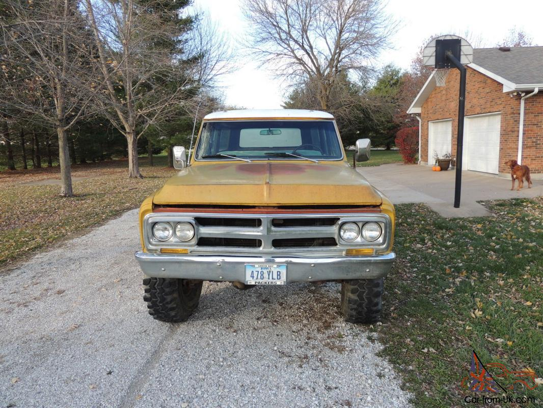 List Of Synonyms And Antonyms The Word 72 Gmc Suburban 1968 Chevy 4x4 1972 3 Door Gonna Sell Em All