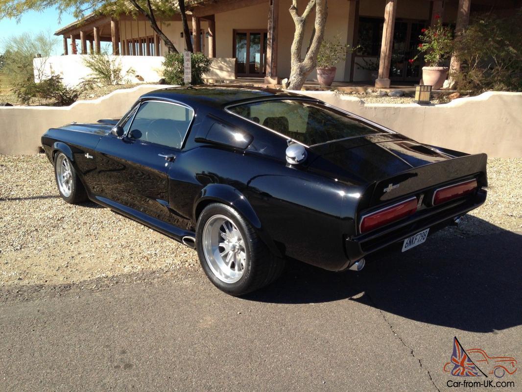 1967 Mustang Fastback Shelby Gt500 Custom