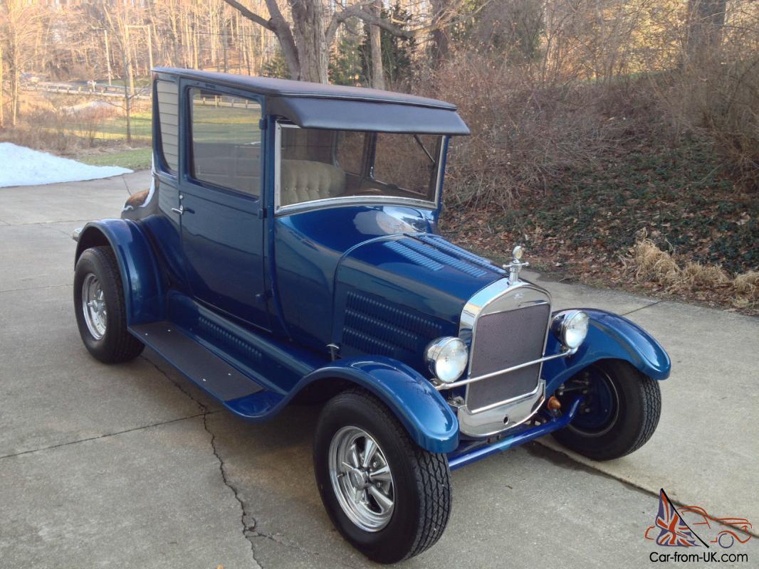 1927 Ford Model T Hot Rod