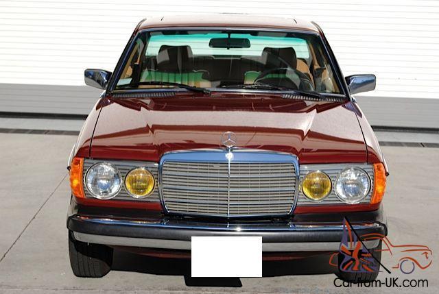 Mercedes-Benz 300CD Turbo Diesel