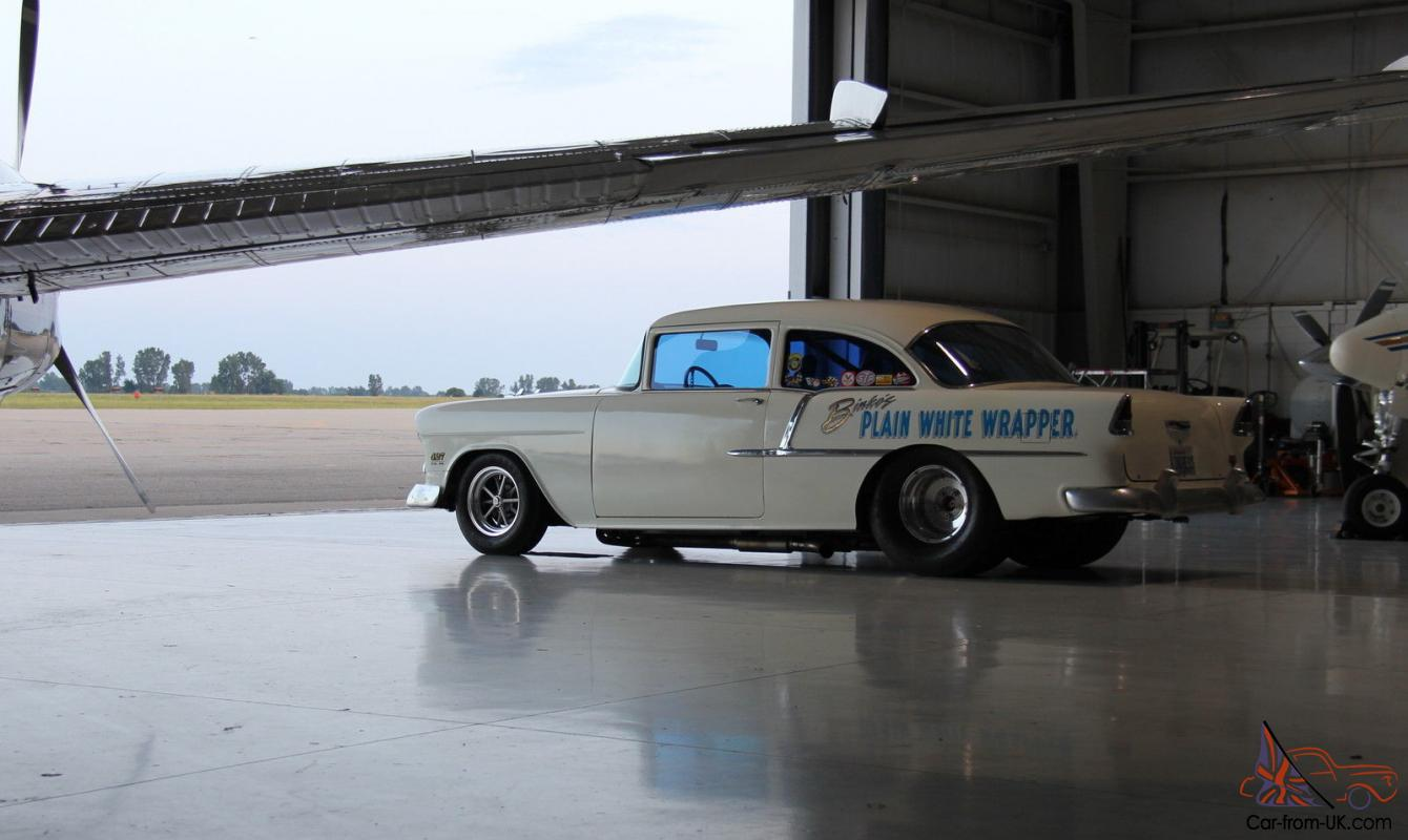 CHEVY Drag, Pro Street California Car Titled 427 BBC 4 Speed Hot ...