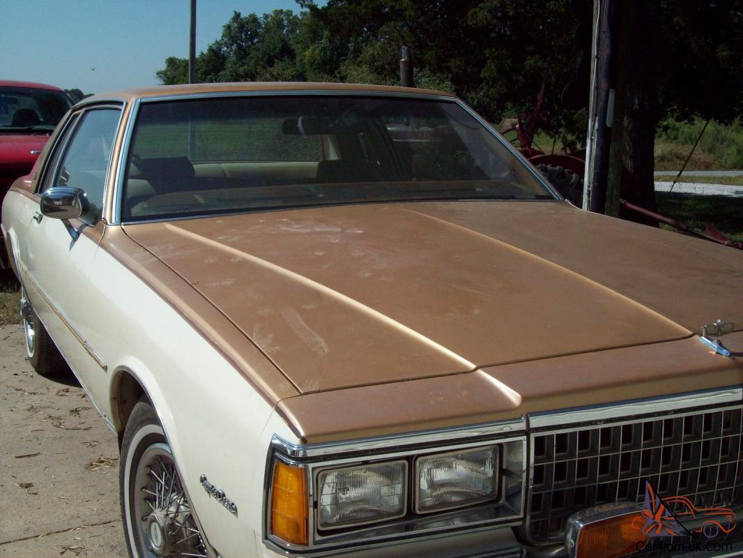 All Chevy chevy caprice 1985 : CHEVY CAPRICE CLASSIC, 2 DOOR